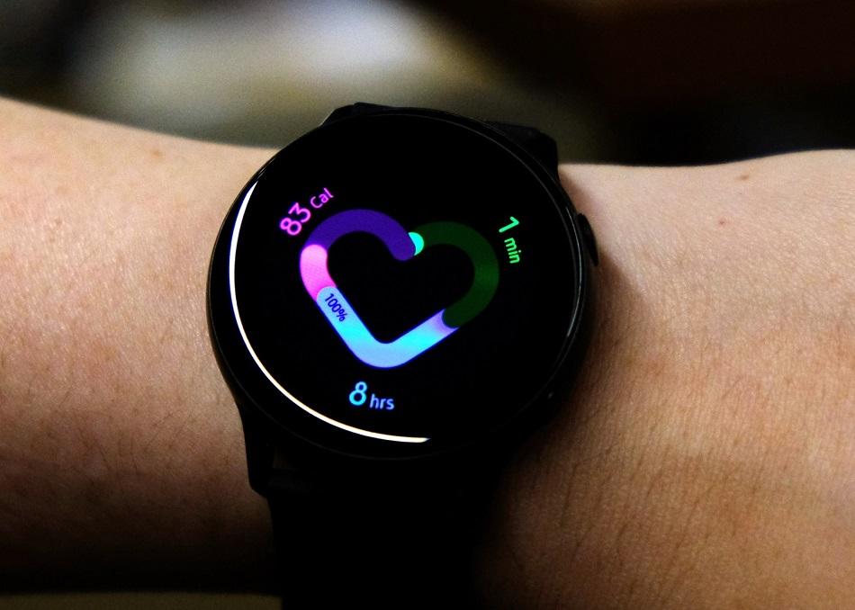 đánh giá đồng hồ thông minh Samsung Galaxy Watch Active