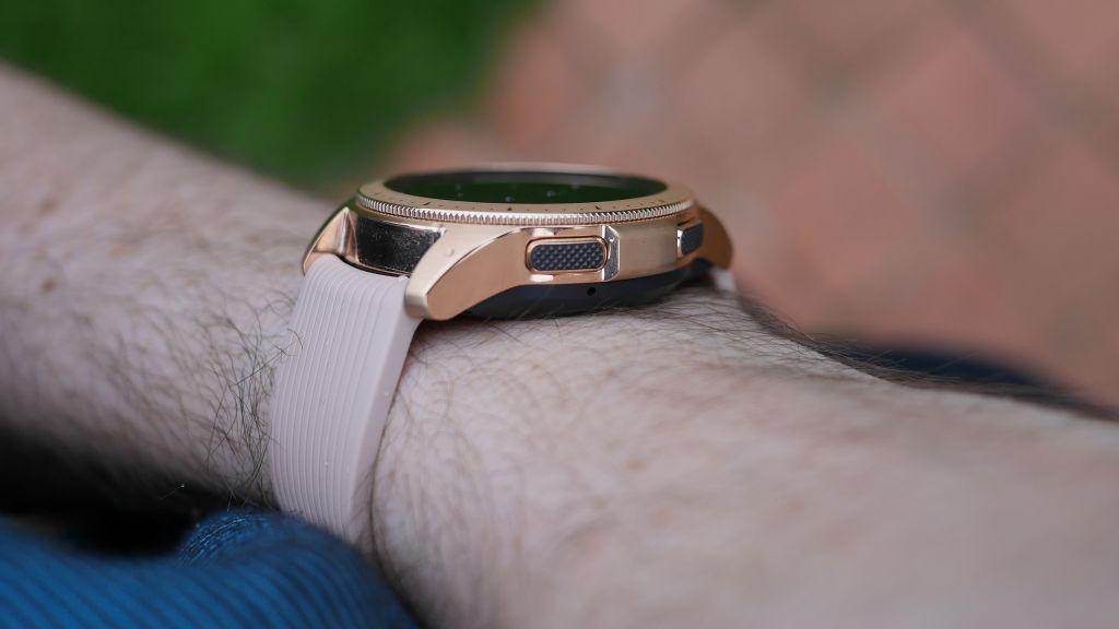 đánh giá samsung galaxy watch
