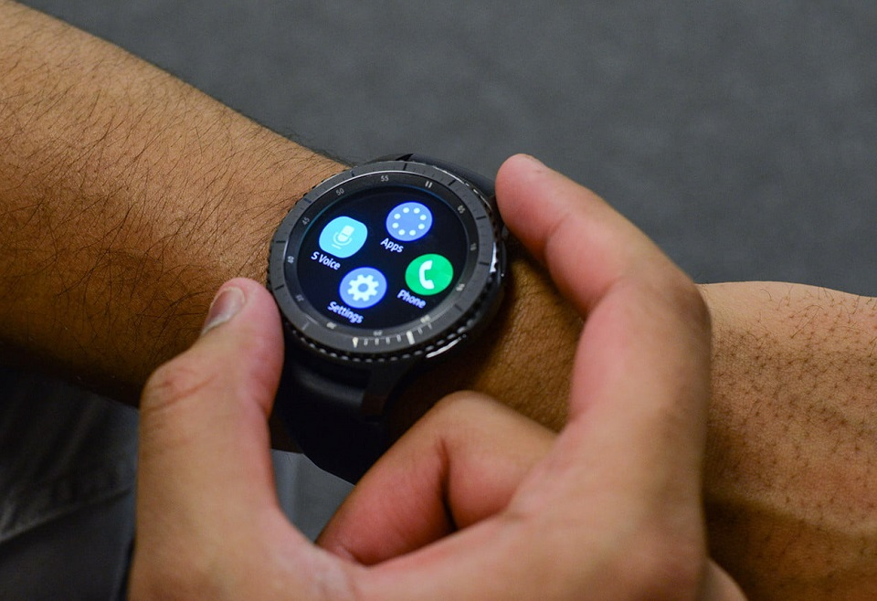 Review Samsung Gear S3