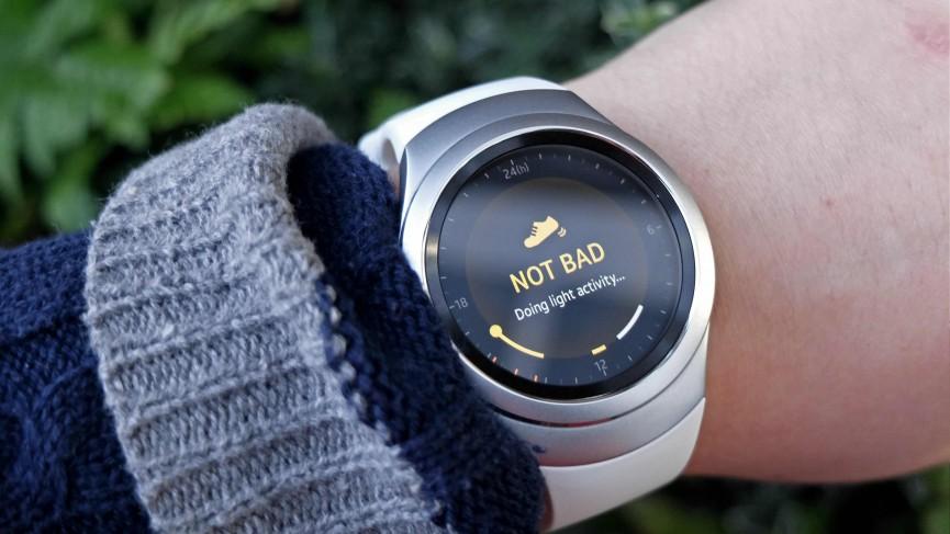 review đồng hồ thông minh Samsung Gear S2