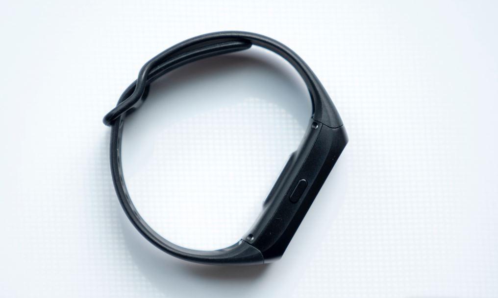 review vòng đeo tay samsung galaxy fit