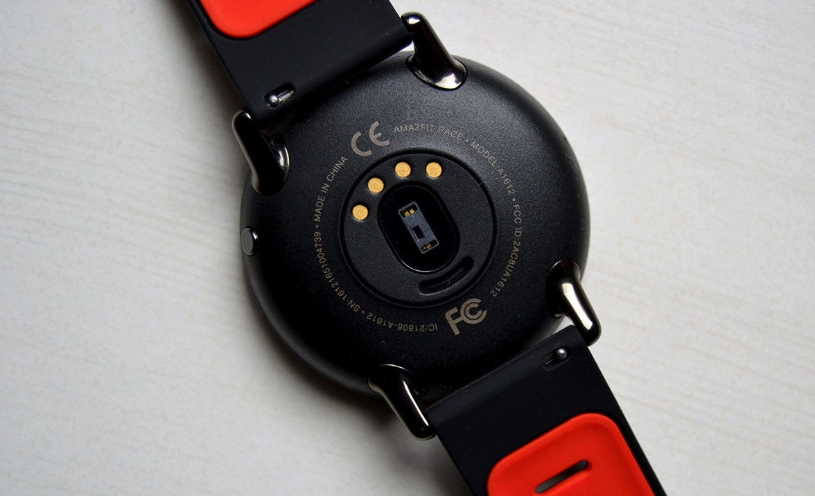 review huami amazfit pace