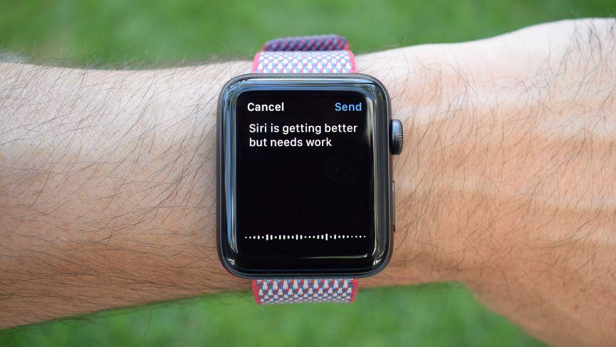 đánh giá đồng hồ thông minh Apple Watch Series 3