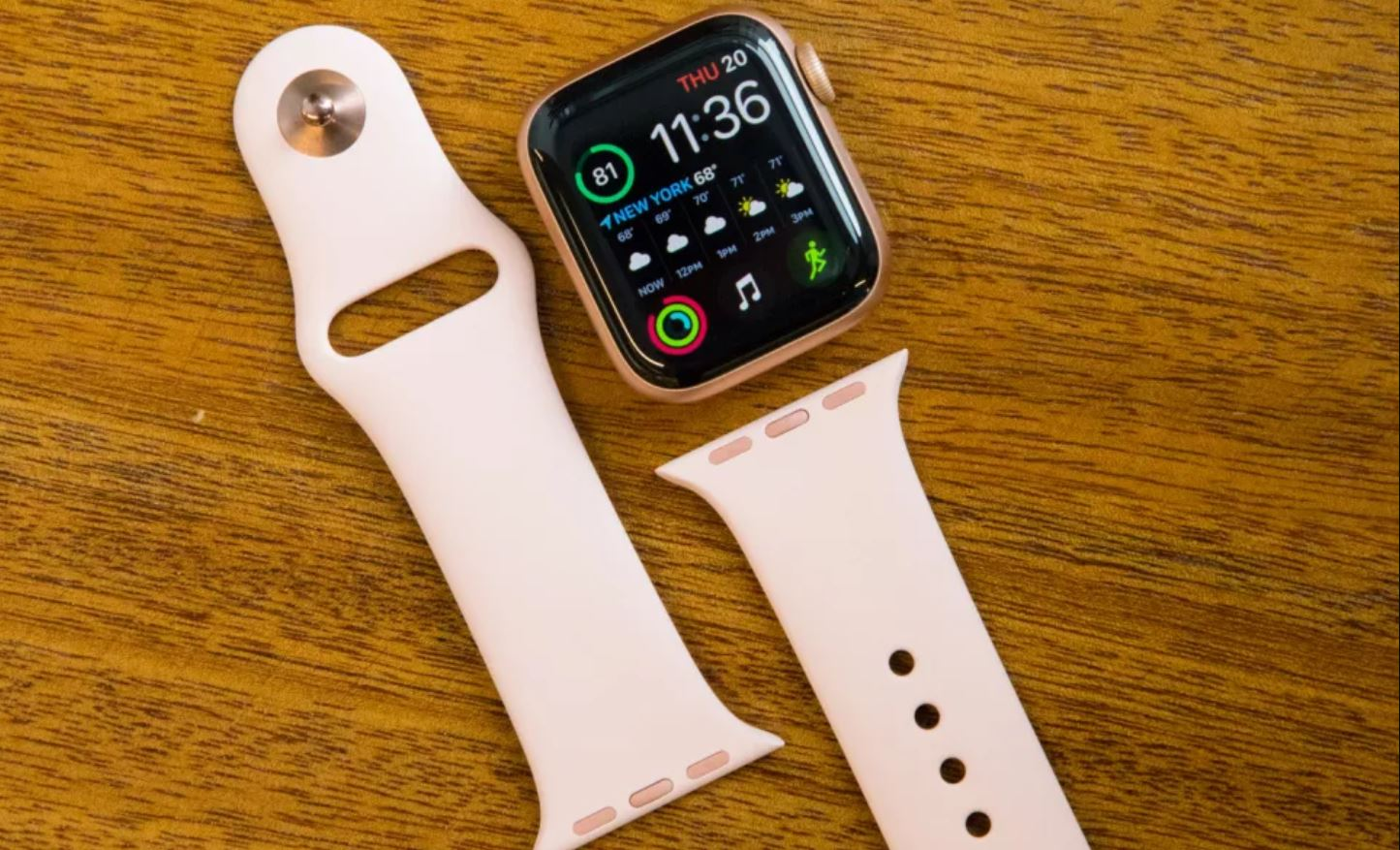 review Apple Watch Series 4