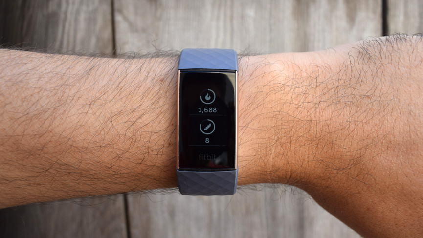 review vòng đeo tay Fitbit Charge 3