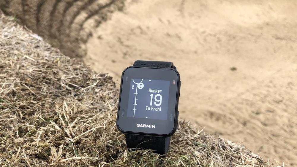 đồng hồ golf Garmin Approach S10