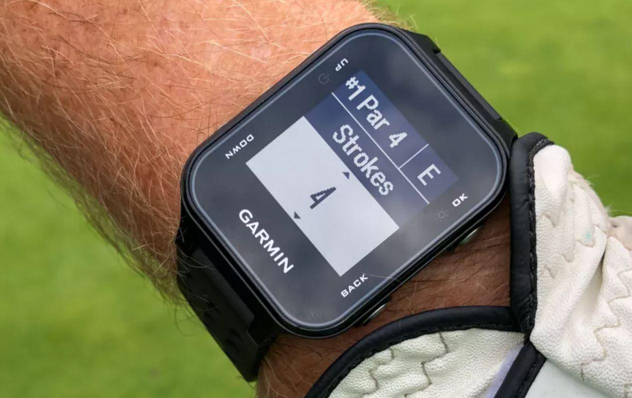 đồng hồ golf Garmin Approach S20