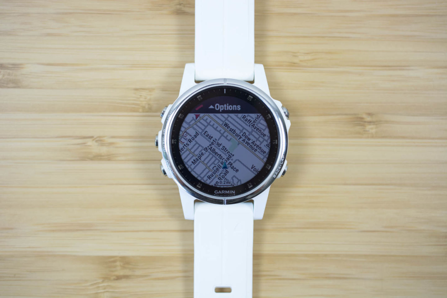 review Garmin Fenix 5S Plus