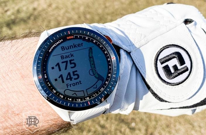 đồng hồ golf Garmin Approach S62